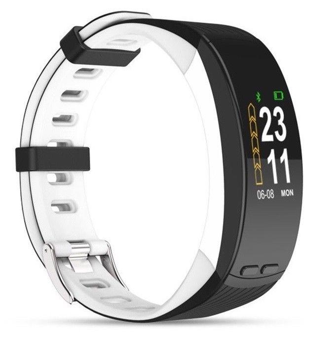 GPS Smartband F5 Pulsuhr Smartwatch Sport Uhr Fitness Tracker Multisport