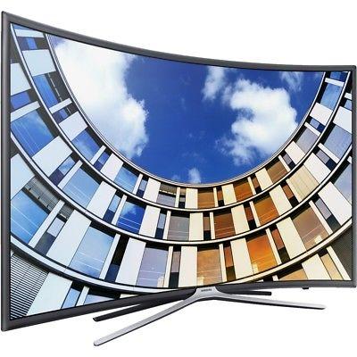Samsung Curved TV M6399 139cm/55Zoll UE55M6399AUXZG Fernseher DVB-T2/-C/-S2 WOW