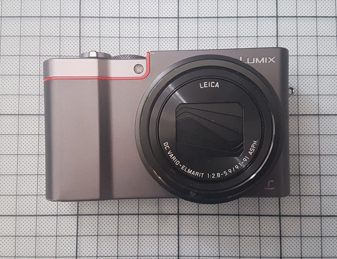 Panasonic Lumix DMC-TZ101EG-S