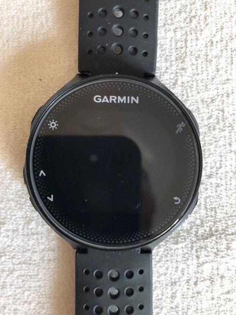 GARMIN Forerunner 235 WHR GPS-Laufuhr Smart watch Top zustand