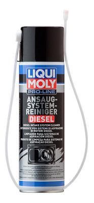 LIQUI MOLY Pro-Line Ansaug System Reiniger Diesel 400 ml