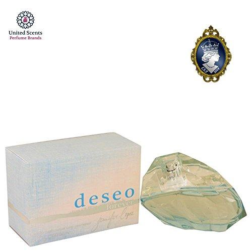 Jennifer Lopez Deseo Forever 50ml/1.7oz Eau De Toilette Perfume Spray for Women