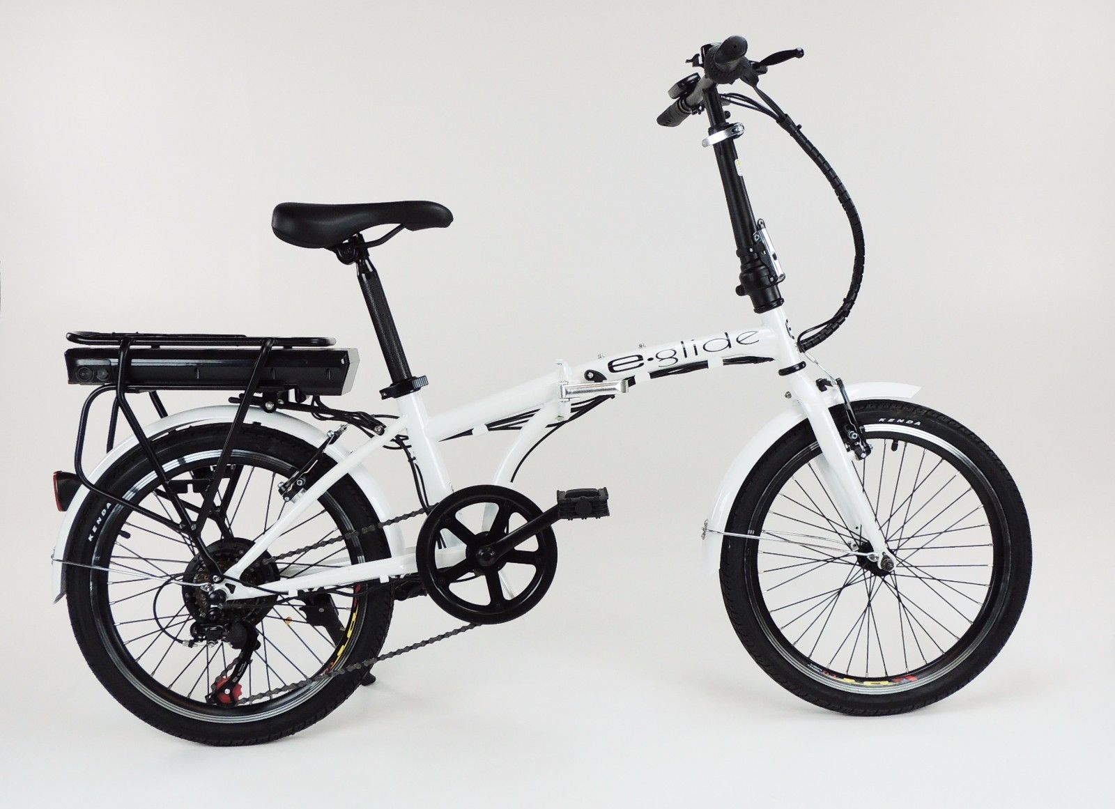 e-glide E bike ELECTRIC BICYCLE 20