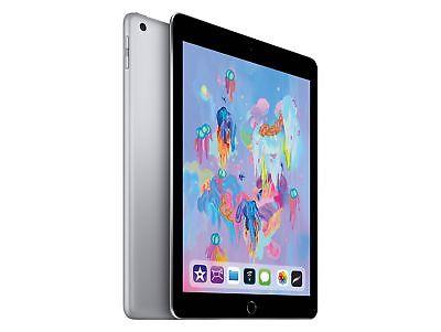 Apple iPad mit WiFi, 32 GB, 2018, space grau (2018)