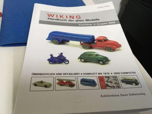 Wiking Saure - Handbuch der alten Modelle