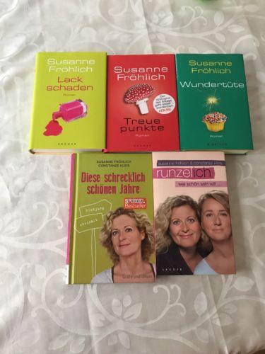 Susanne Fröhlich Sammlung Paket 5x Wundertüte Lacksch