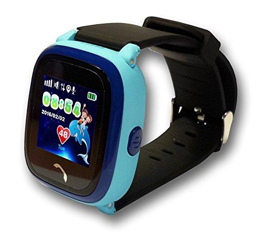 VIDIMENSIO GPS Smartwatch Telefon Uhr