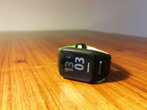 TomTom Runner / Spark 3 Cardio Music L Musik GPS Laufuhr Smartwatch Sportuhr