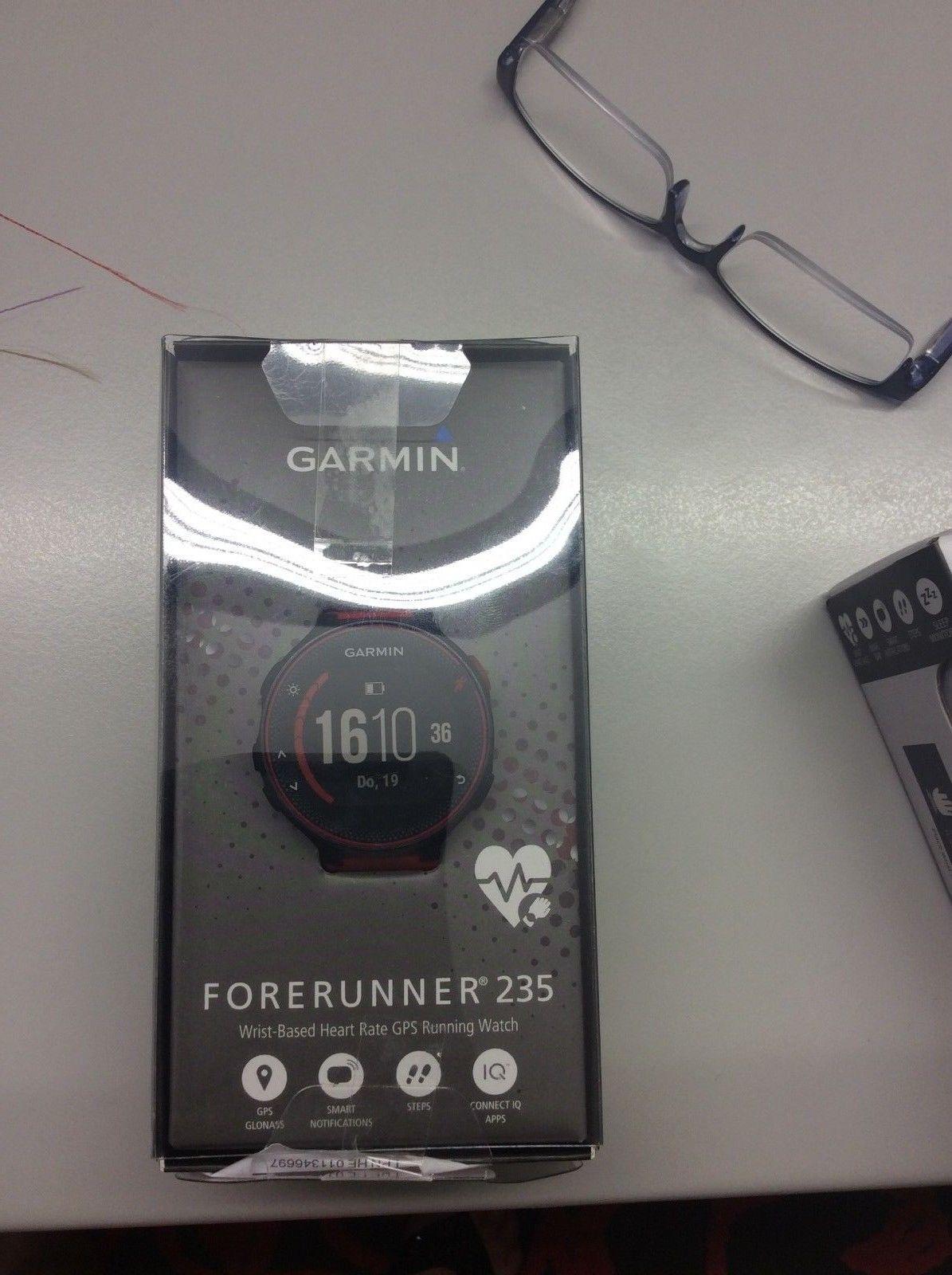 Garmin Forerunner 235 rot/schwarz