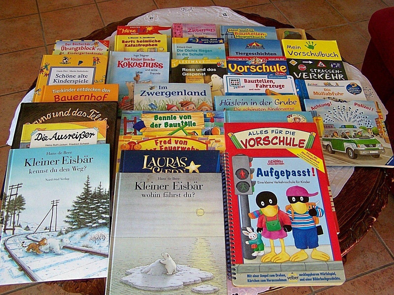 Konvolut-29 Kinderbücher-Buchpaket-lehrreich-guter Zustand-Wiederverkäufer-Top