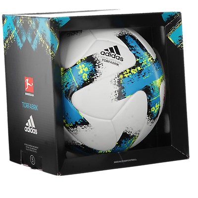 adidas Fussball Torfabrik 2017/18 OMB Matchball
