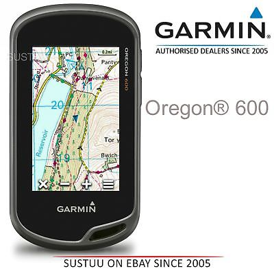 Garmin Oregon 600?Outdoor Handheld GPS?Walking-Hiking?*Worldwide Edition Basemap