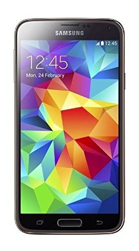 Samsung Galaxy S5 Smartphone (5,1 Zoll (12,9 cm) Touch-Display, 16 GB Speicher, Android 4.4) gold