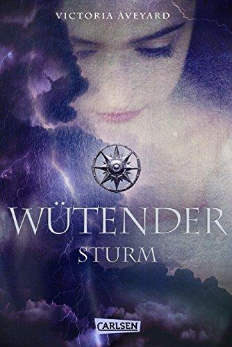 Wütender Sturm (Die Farben des Blutes, Band 4)