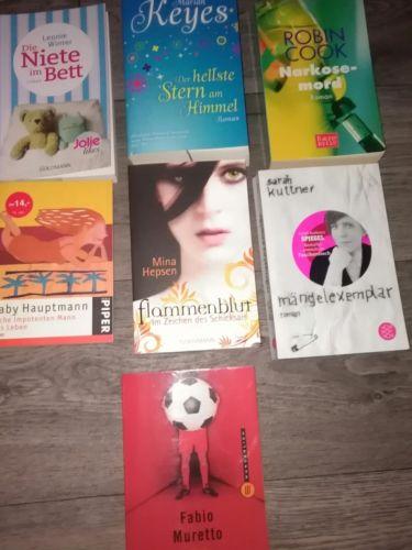 Bücher Paket Roman