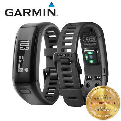 Garmin Vivosmart HR Fitness Tracker Herzfrequenz-MessgeräH RM TouchScreen