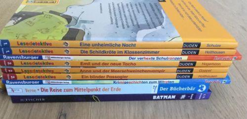 Kinderbücher Paket für Erstleser, 9 Bücher
