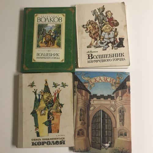 20 X Kinderbücher auf Russisch