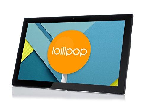 Xoro MegaPAD 2404 60 cm (24 Zoll) Tablet-PC (QuadCore Prozessor, 2GB RAM, 16GB Flashspeicher, Android 5.1, ohne Akku) schwarz