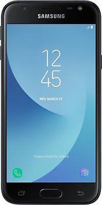 Samsung Galaxy J3 (2017) J330 16GB Schwarz Neutrale Verpackung