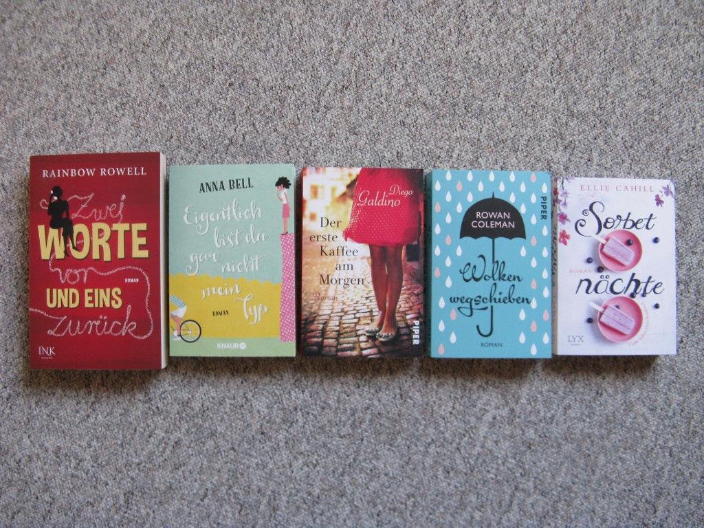 Bücherpaket 3 - Frauenromane