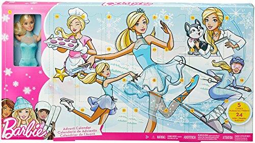 Barbie Mattel FGD01 - Adventskalender