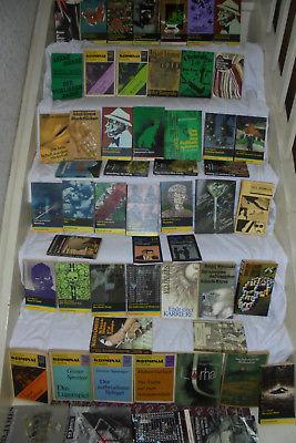 riesiges Bücherpaket 55x DDR Krimis Krimi Bücher Sammlung antik Kriminal Romane