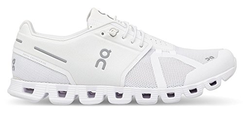 ON Running Herren Laufschuh CLOUD Neutralschuh neues Modell 2018 (40.5, All White)