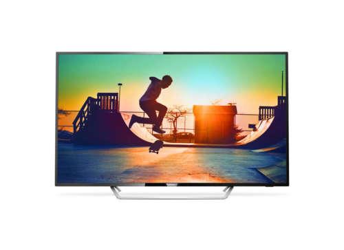 PHILIPS 65PUS6162/12 65 Zoll/164cm Ultraflacher 4K Smart LED-Fernseher NEU