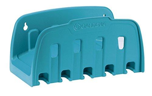 GARDENA Wandschlauchhalter: Gartenschlauch Halterung als Aufhängemöglichkeit für Ihren Gartenschlauch und Original GARDENA Systemteile, für eine einfache Gartenbewässerung (00241-20)