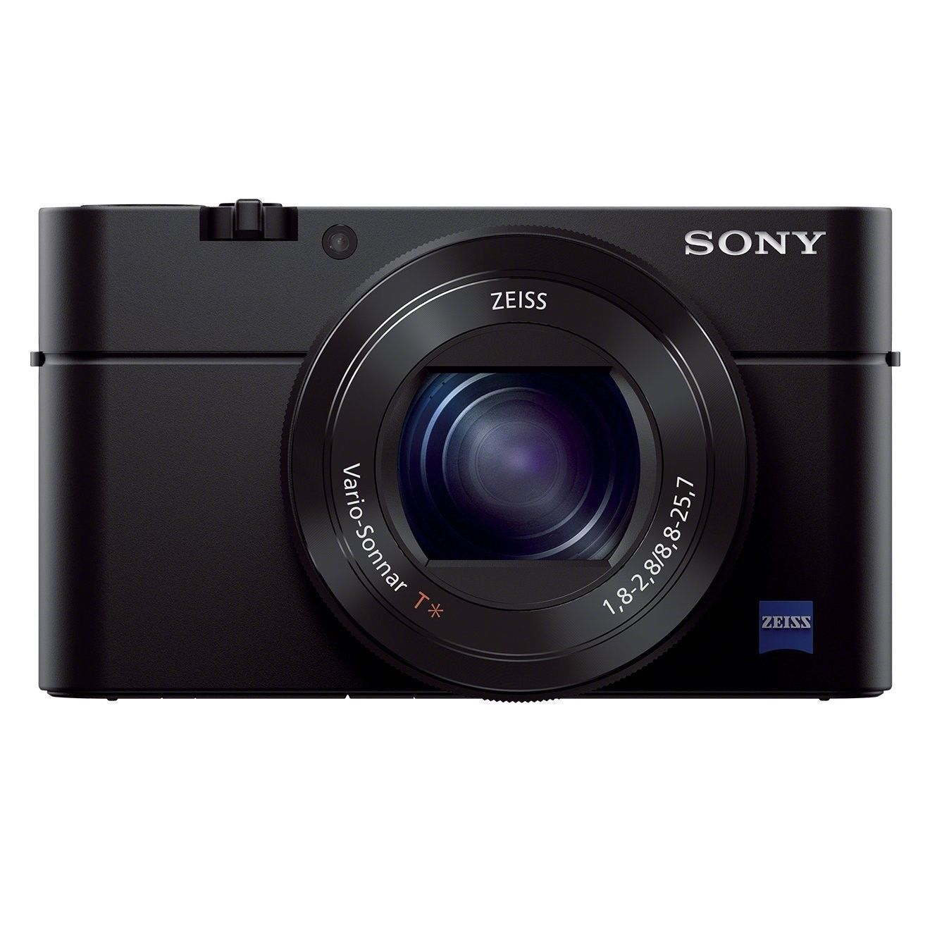 Sony DSC-RX 100 III, 20.1 MP Digitalkamera, black - Restgarantie!!