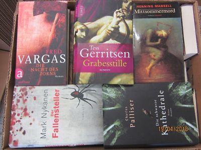 37 Bücher Romane Krimi Thriller Psychothriller  Top Titel Bestseller