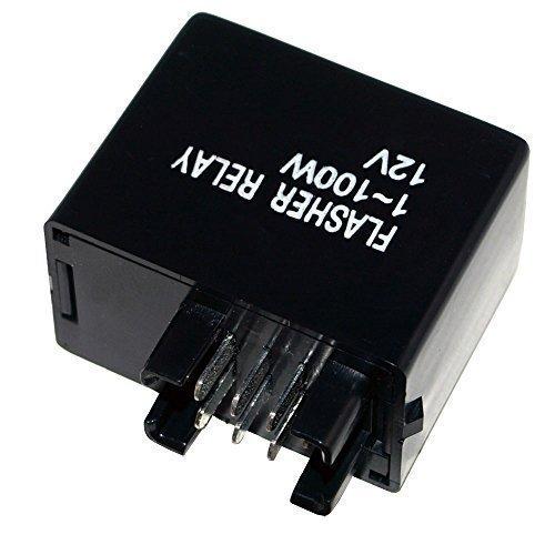 LED Blinker Relais Blinkrelais Suzuki 7-polig Blinkergeber