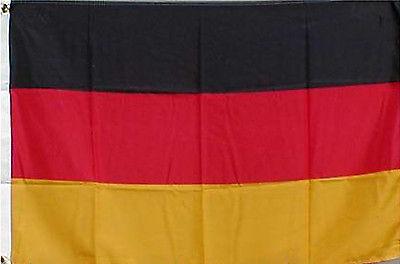 Deutschland Fahne XXL  2,5 Meter x 1,5 Meter  NEU Nationalflagge # 105