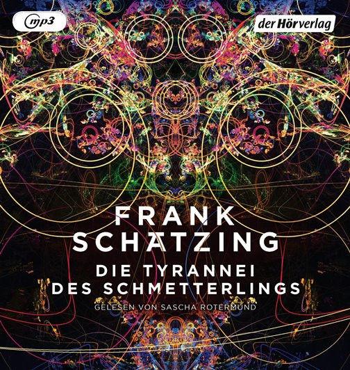 Frank Schätzing - Die Tyrannei des Schmetterlings (Hörbuch) 2 MP3-CDs - neuwert.