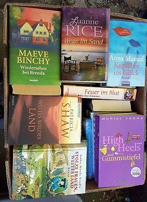 Frauen Liebe - 47 Bücher - Buchpaket Bücherpaket Buchsammlung