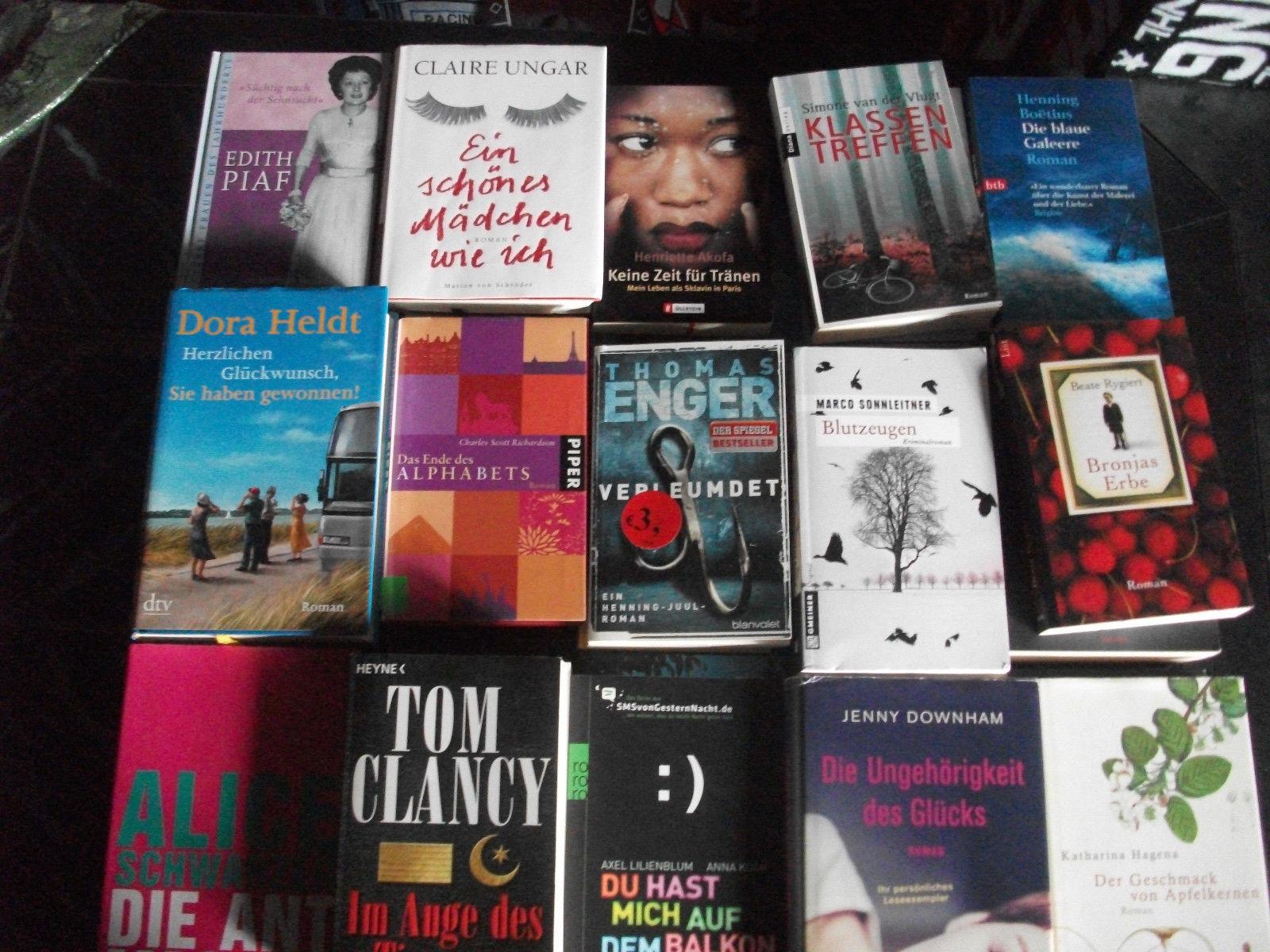 Buchpaket Gross 36x Krimis Bestseller Romane (ab 2010 nichtraucher )