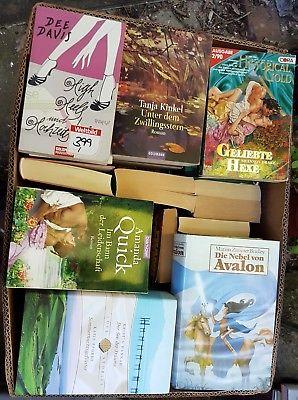Frauen Liebe - 52 Bücher - Buchpaket Bücherpaket Buchsammlung