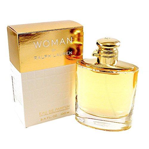 Woman by Ralph Lauren 100ml/3.4oz Eau De Parfum Spray Perfume Fragrance for Her