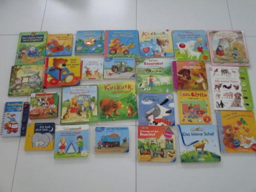 26 Kinderbücher Paket Bücher Bauernhof, Klappen, Für Kleinkinder