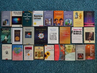 Paket 49 x Esoterik Indianische Astrologie Mystik Spiritualität Carnegie Hypnose