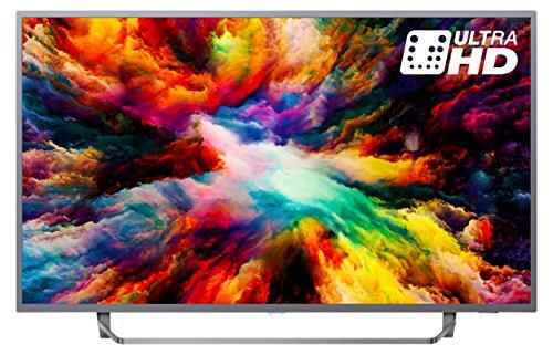 Philips 50PUS7303/12 126 cm (50 Zoll) LED Fernseher Ambilight, 4K Ultra HD, Triple Tuner