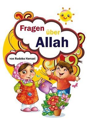 ? 20 Fragen und Antworten über Allah ? Islamische Kinderbücher auf Deutsch ?