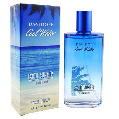Davidoff Cool Water Exotic Summer 2016 Man - Men 125 ml Eau de Toilette EDT