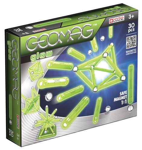 Geomag 335 - Glow, 30-teilig