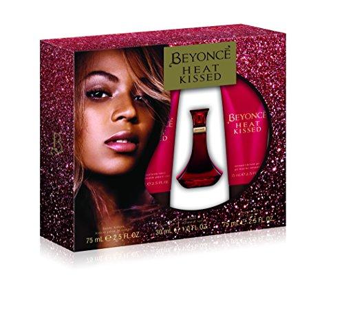Beyonce Heat Kissed Eau de Parfum/Shower Gel and Body Lotion