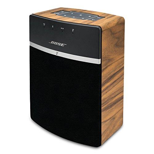 BALOLO Bose Sound Touch 10 Walnuss Echtholzcover