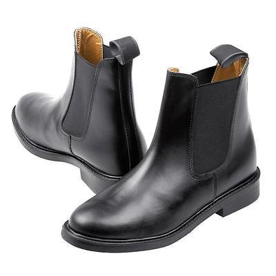 Horse & Rider Jodhpur-Stiefelette Boot Classic Reitstiefel Reitschuhe Leder