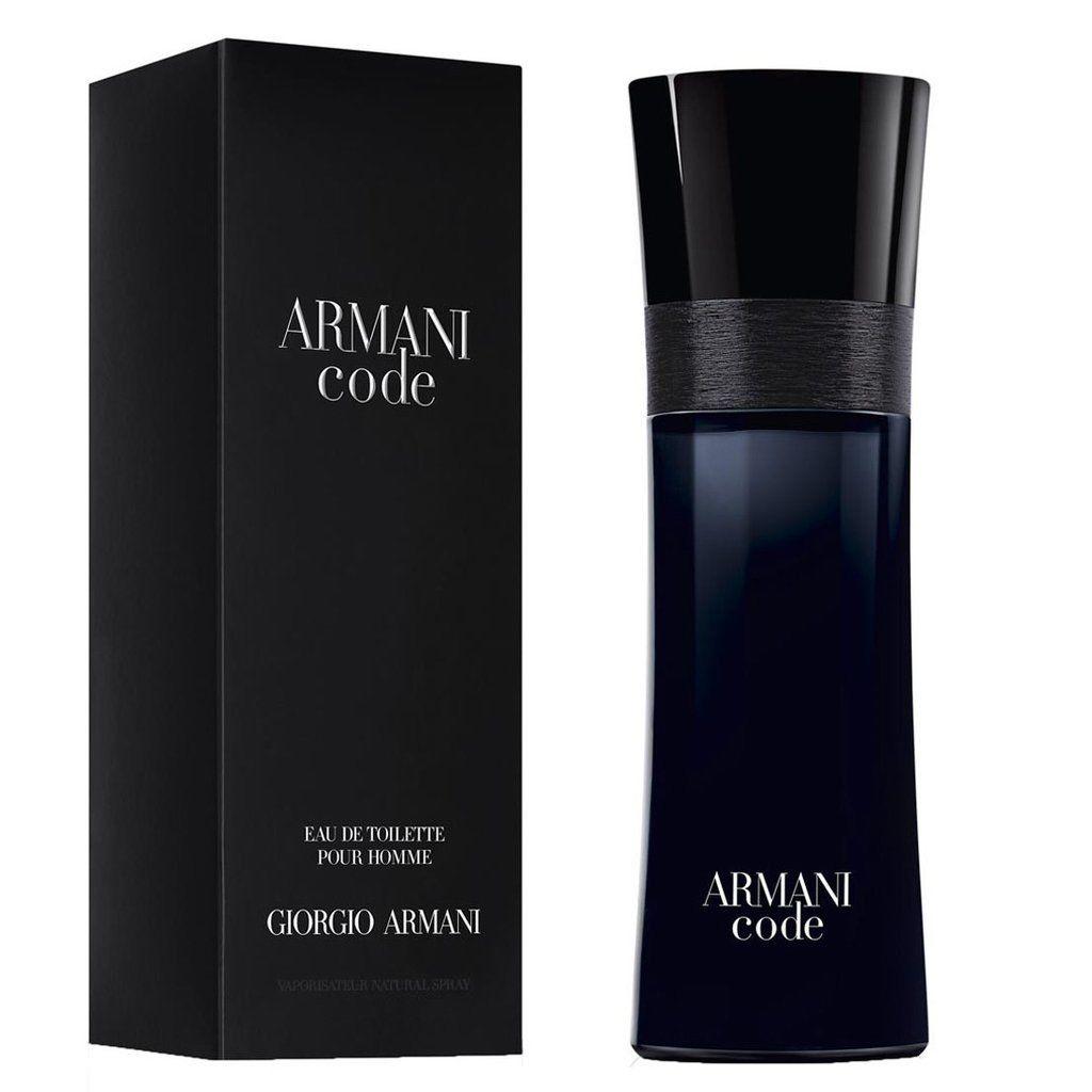 Giorgio Armani Code Pour Homme  EDT Eau de Toilette 125 ml NEU OVP