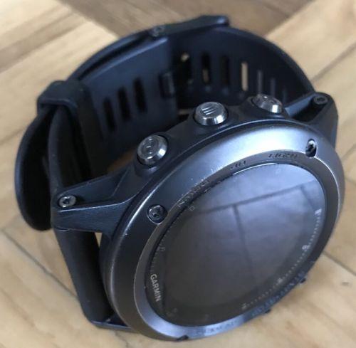 *** TOP ** Garmin Fenix 3 Saphire Pulsuhr Smartwatch inkl. OVP ** TOP ***